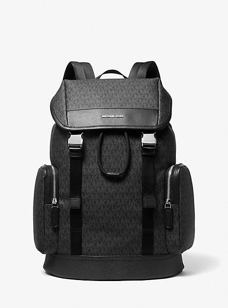 Рюкзак с логотипом Hudson Michael Kors