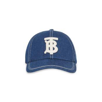 Джинсовая бейсболка TB Burberry