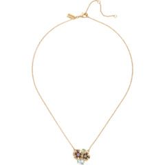 Ожерелье с подвеской Garden Cluster COACH