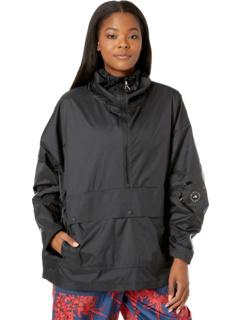 Куртка средней длины на молнии 1/2 GL7665 Adidas by Stella McCartney