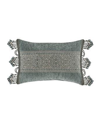 Декоративная подушка Dorset Boudoir, 15 дюймов Д x 22 дюйма J Queen New York