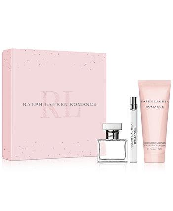 3-шт. Праздничный подарочный набор Romance Eau de Parfum Ralph Lauren