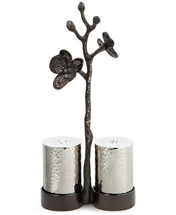 Шейкеры для соли и перца Black Orchid MICHAEL ARAM