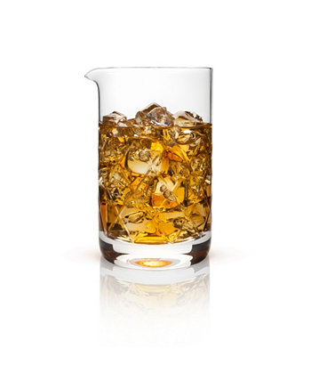 Профессиональный сверхбольшой хрустальный стакан для смешивания Viski