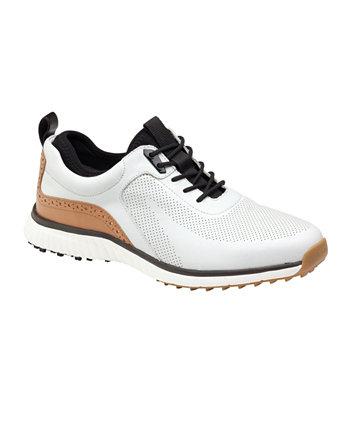 Мужские кроссовки Luxe Hybrid Golf на шнуровке Johnston & Murphy