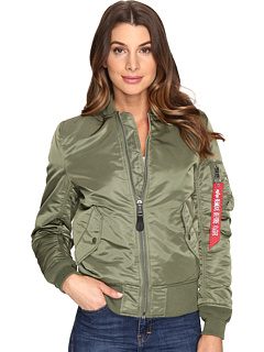 MA-1 летная куртка Alpha Industries