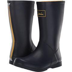 Roll Up Packable Boot Welly Rain (для малышей / маленьких детей / больших детей) Joules Kids