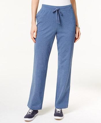 Активные брюки Petite Drawstring, созданные для Macy's Karen Scott
