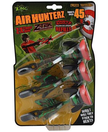 Набор для пополнения арбалета Air Hunterz Z-Tek Zing Toys