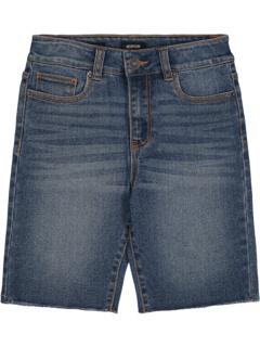 High-Rise Bermuda Shorts (Big Kids) Hudson Kids