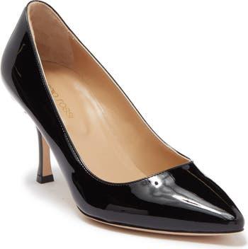 Туфли-лодочки Vernice с острым носком Sergio Rossi