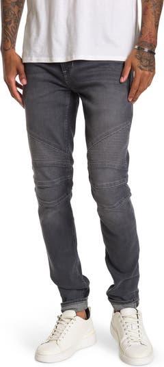 Jeans Ethan Biker Skinny Fit Jeans Hudson