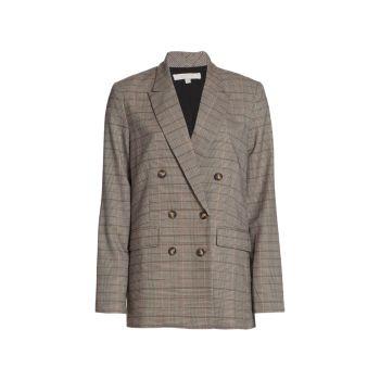 Двубортный пиджак Finn WAYF
