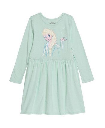 Платье Эльзы для маленьких девочек Frozen