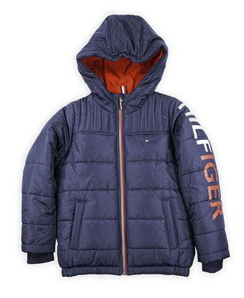 Хит-куртка с рукавами для малышей Tommy Hilfiger