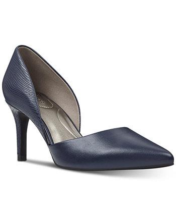 Grenow остроконечные туфли D'Orsay Bandolino