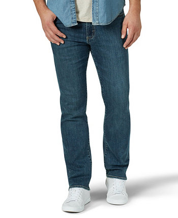 Мужские прямые джинсы прямого кроя Extreme Motion стандартного кроя LEE
