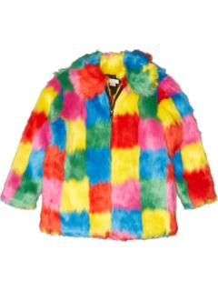 Пальто из искусственного меха (для малышей / маленьких детей / больших детей) Stella McCartney Kids