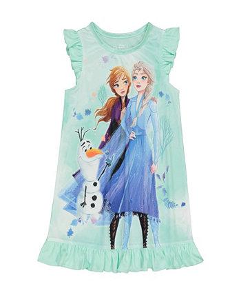 Ночная рубашка для маленьких девочек Frozen