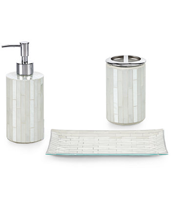 Аннабель 3-шт. Набор аксессуаров для ванны с подарочной коробкой Décor Studio