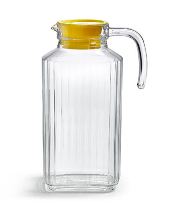 Glass Pitcher, Created for Macy's Martha Stewart Collection