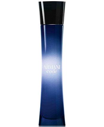 Armani Code для женщин, парфюмированная вода, 1,7 унции. Giorgio Armani