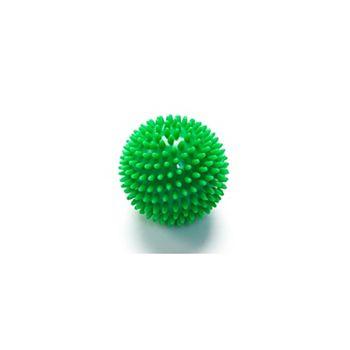 Deep Tissue Massage Ball with Spikes, Green HWR