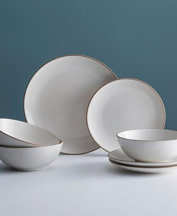 Набор столовой посуды Classic Collection из 12 предметов Mason Cash