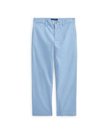Узкие брюки чинос стрейч Little Boys Ralph Lauren