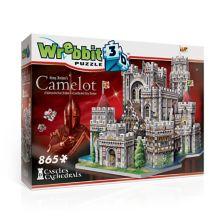 3D-пазл Wrebbit King Arthur's Camelot 3D Puzzle Wrebbit