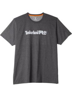 Футболка с длинным рукавом и логотипом Timberland