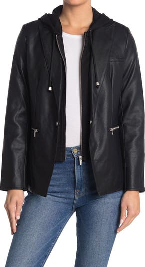 Куртка Owen из искусственной кожи Love Token