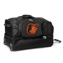 Сумка-дафл на роликах Baltimore Orioles, 27 дюймов Denco