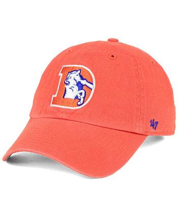Денвер Бронкос CLEAN UP Бейсболка '47 Brand
