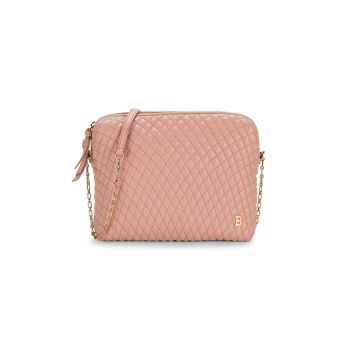 Shelyn Quilted Leather Crossbody Bag BALLY