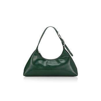 Кожаная сумка через плечо Estelle STAUD
