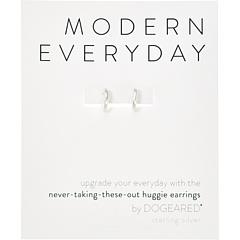 Серьги Huggie Modern Everyday Dogeared