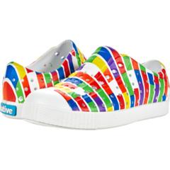 Принт Джефферсона (Маленький ребенок) Native Kids Shoes