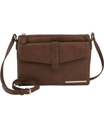Женская сумка через плечо Kensie