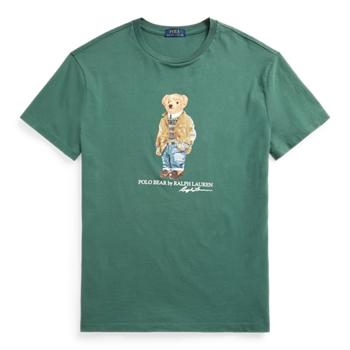 Футболка Classic Fit Polo Bear из джерси Ralph Lauren