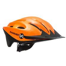 Punisher Adult Orange Cycling Helmet Punisher