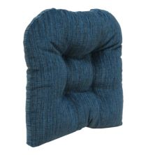 """The Gripper Polar Chenille Extra Large 17"""" x 17"""" Tufted Chair Pad Gripper"""