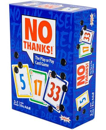 Нет, спасибо карточная игра Amigo