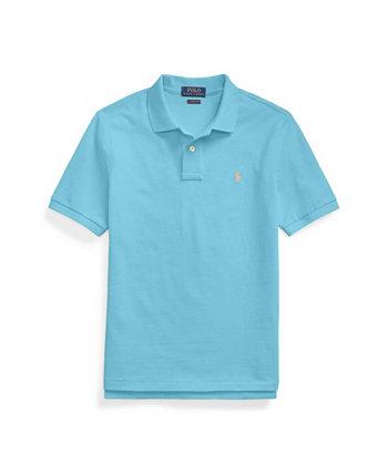 Big Boys Mesh Polo Shirt Ralph Lauren