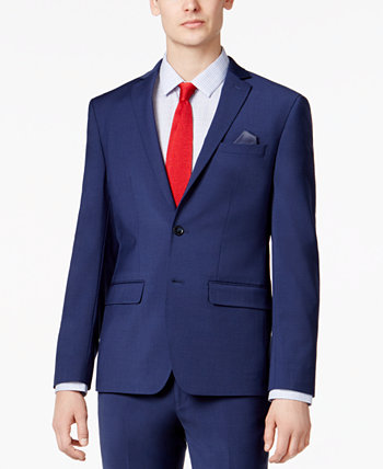 Мужская эластичная куртка-скинни Skinny Fit для Macy's Bar III