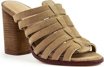 Hazelle Block Heel Sandal Crevo
