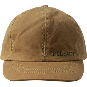 Изолированный колпачок из оловянной ткани Filson Filson