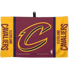 Вафельное полотенце WinCraft Cleveland Cavaliers 14 x 24 дюйма Unbranded