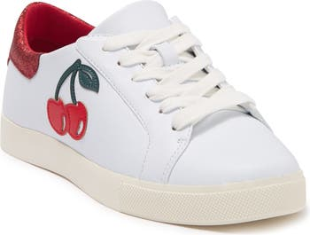 The Rizzo Cherry Sneaker Katy Perry