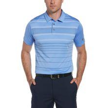 Мужская рубашка-поло для гольфа в полоску классического кроя Jack Nicklaus StayDri для гольфа Performance Jack Nicklaus